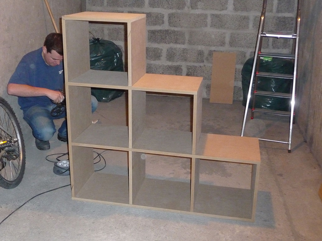 Mot cl meuble diy planet made in fr - Construire meuble a chaussure ...